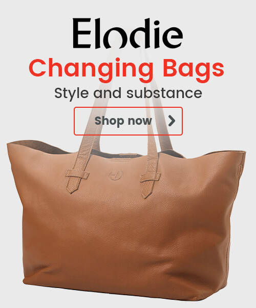 Elodie Changing Bags - Style and substance