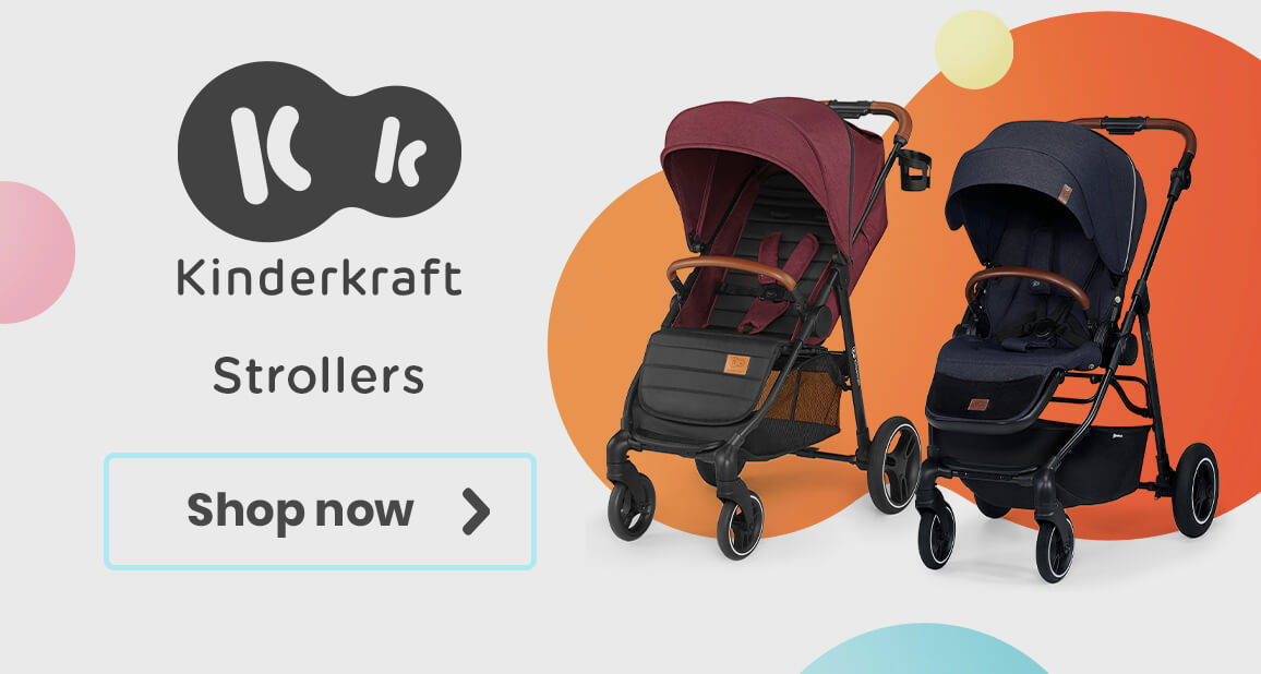 KinderKraft Strollers
