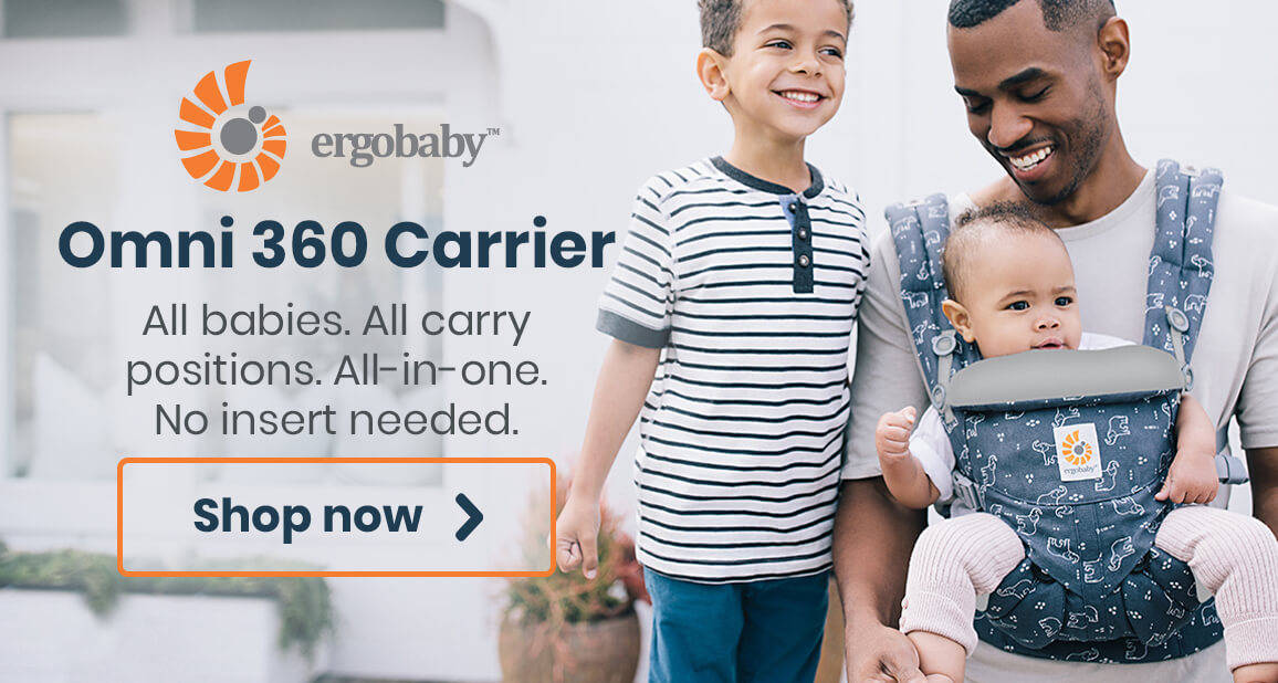 Ergobaby Omni 360 Carrier