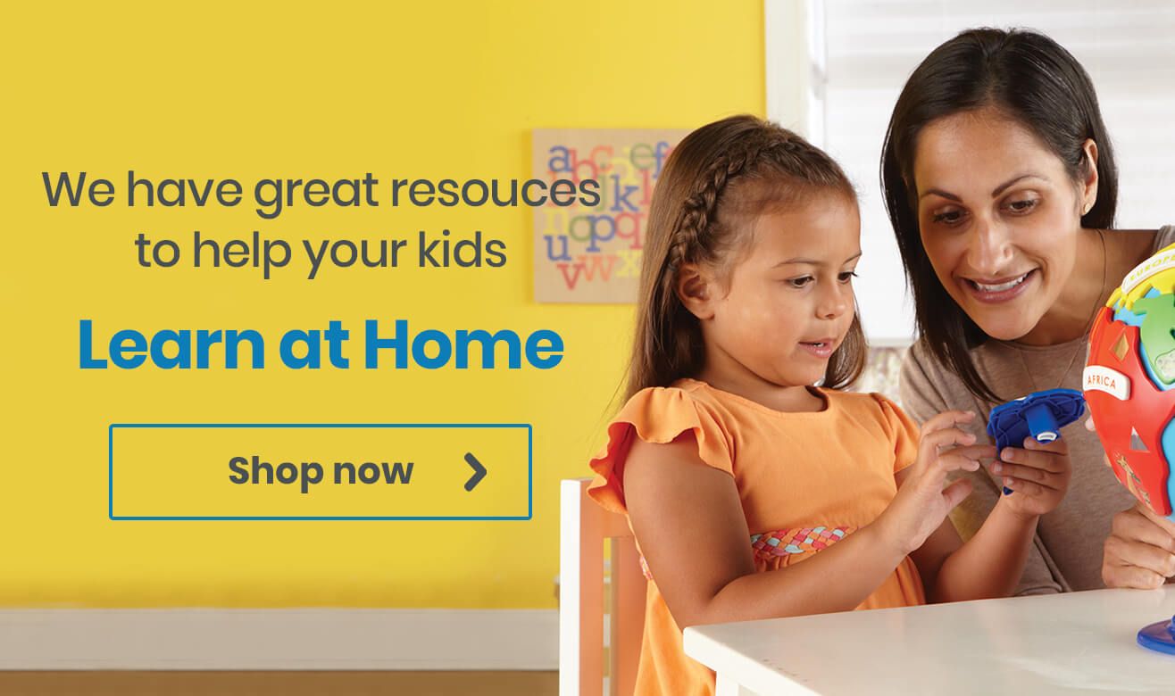Shop Learn at Home