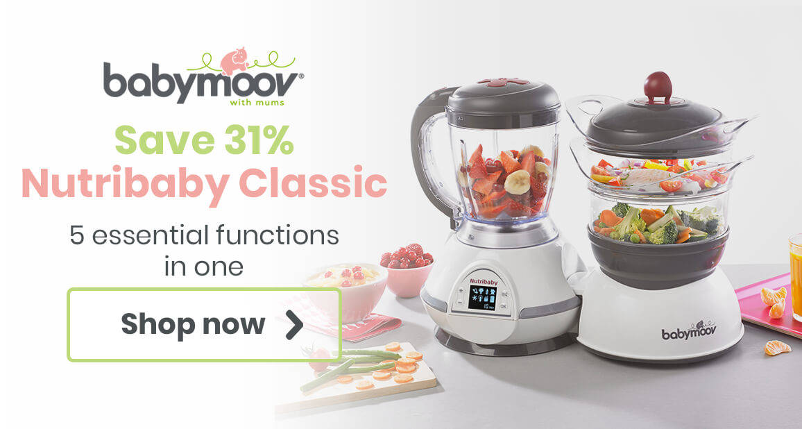 Babymoov Nutribaby Classic - Save 31%