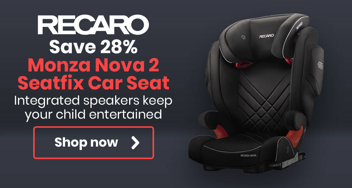 Recaro Monza Nova 2 Seatfix Car Seat - Save 28%