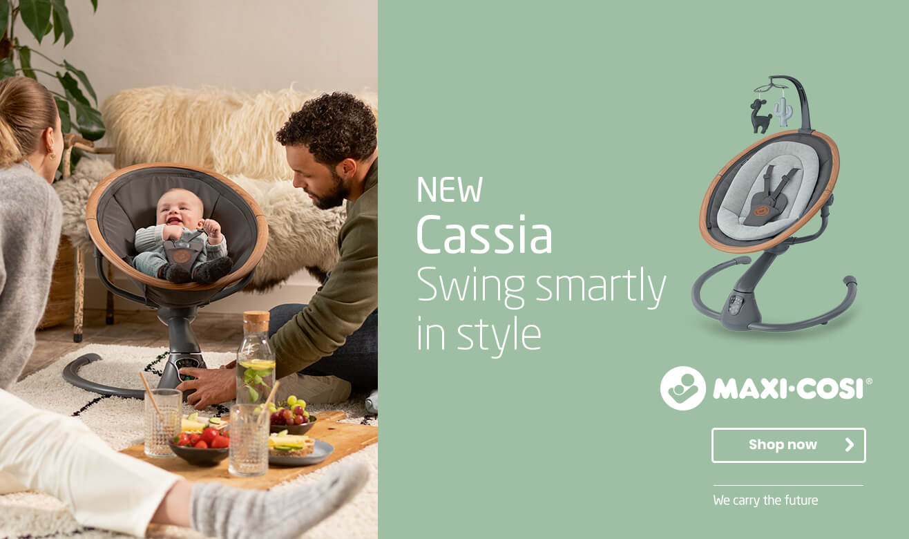 Shop the New Maxi Cosi Cassia