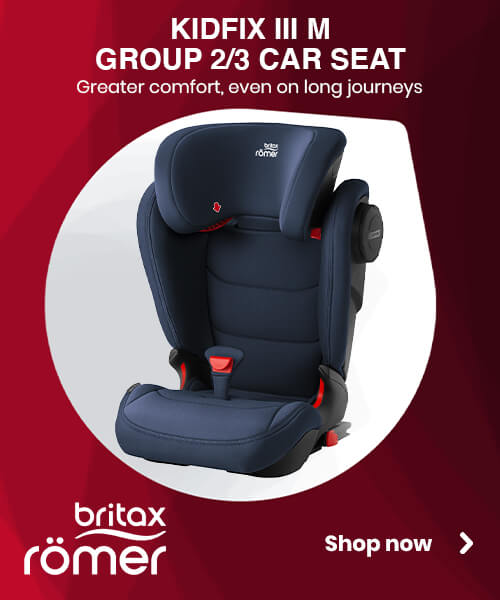 Britax Romer KIDFIX III M Group 2/3 Car Seat
