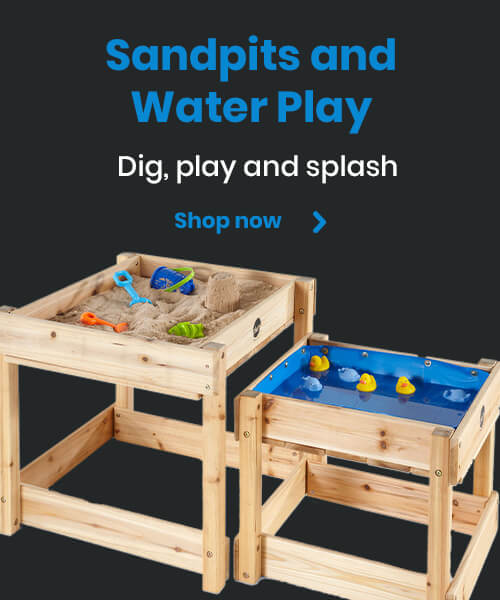 Sandpits and Water Play