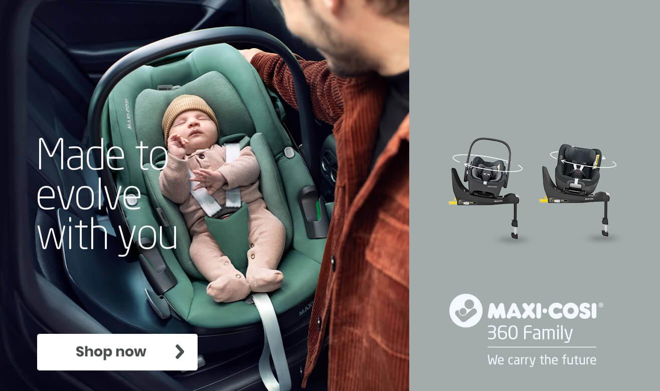 Shop the Maxi Cosi 360 family Car Seat
