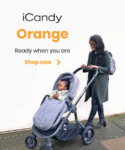 icandy orange - Ready when you are