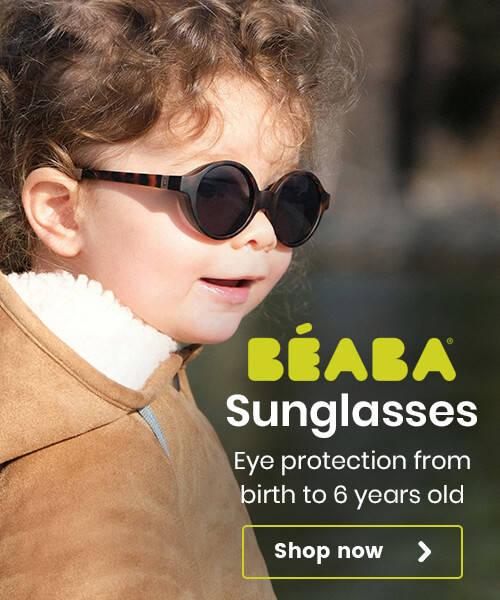 Beaba Sunglasses - Eye protection from birth to 6 years old