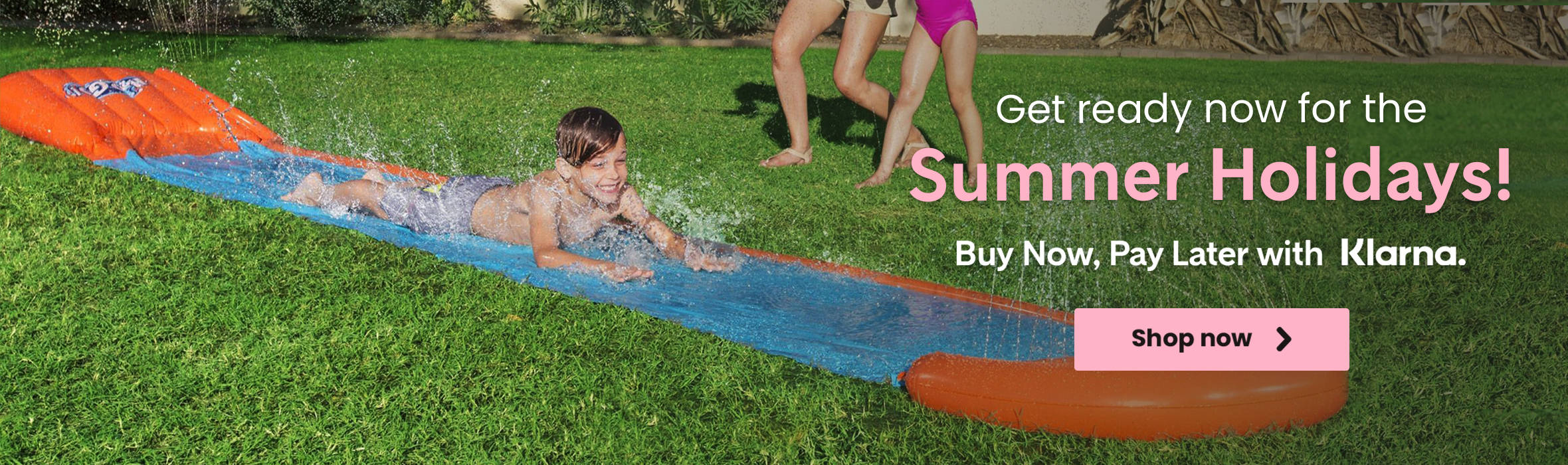 Get ready now for the summer holidays!