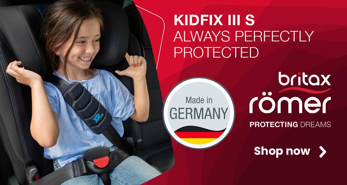 Britax Kidfix III S