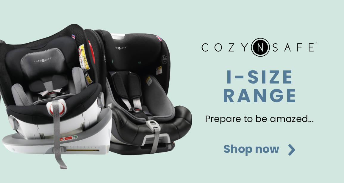 Cozy N Safe i-size Range