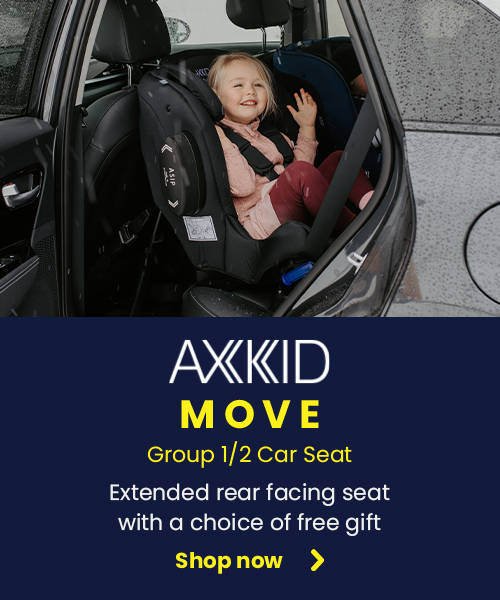 Axkid Move Group 1/2 Car Seat