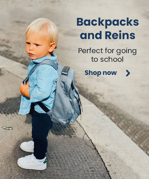 Backpacks and Reins