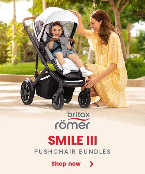 Britax Romer SMILE III Pushchair Bundles