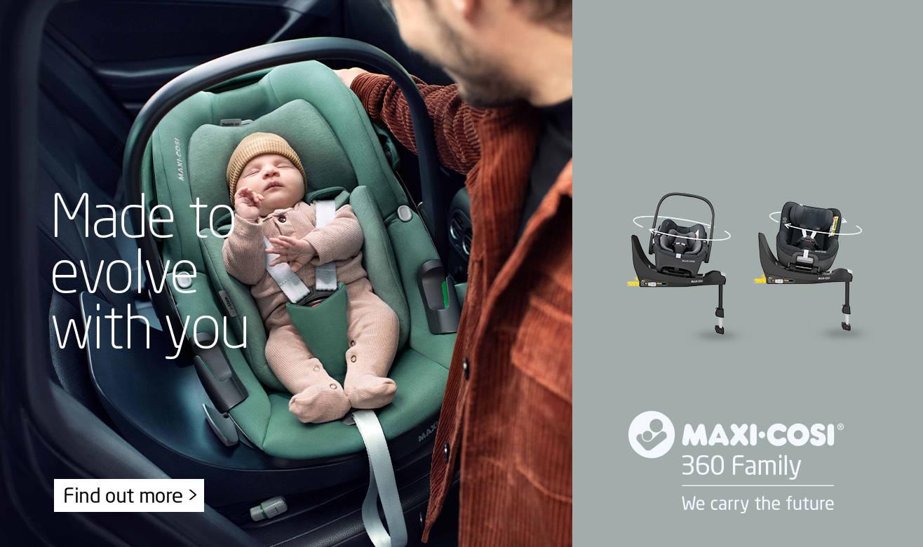 Maxi-Cosi 360 Family