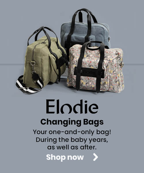 Elodie Changing Bags