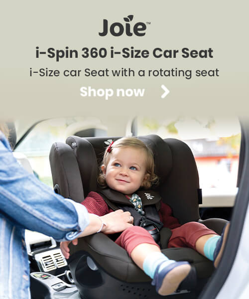 Joie i-Spin 360 i-Size Car Seat