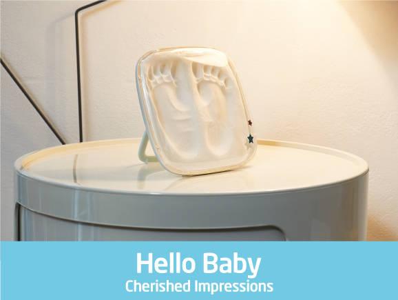 Baby Art Hello Baby