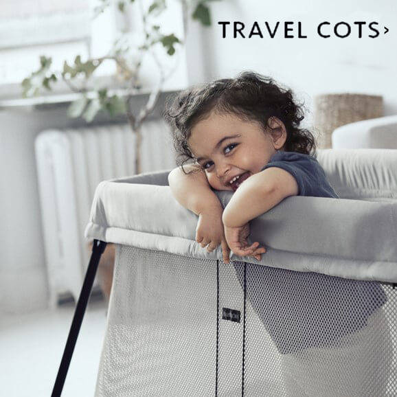 BabyBjorn Travel Cots