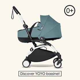 Discover YOYO bassinet