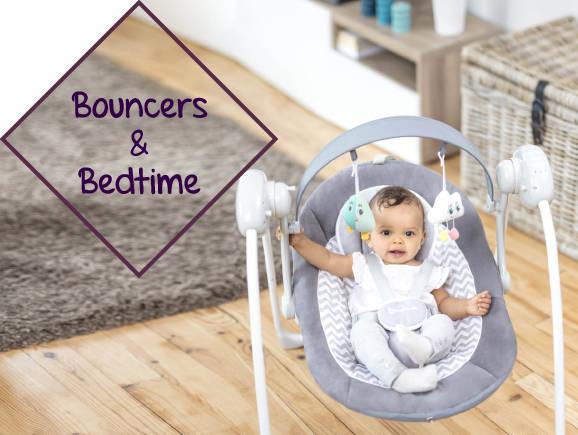 Badabulle Bouncers & Bedtime