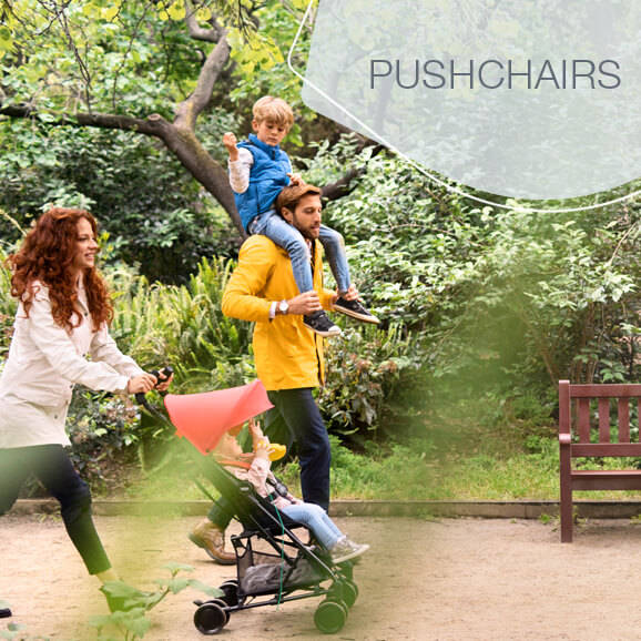 Britax Romer Pushchairs