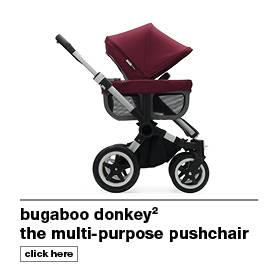 Bugaboo Donkey 2 Pushchair