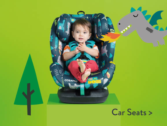 Cosatto Car Seats