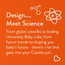 Cosatto Design Meets Science