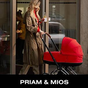 Cybex PRIAM & MIOS