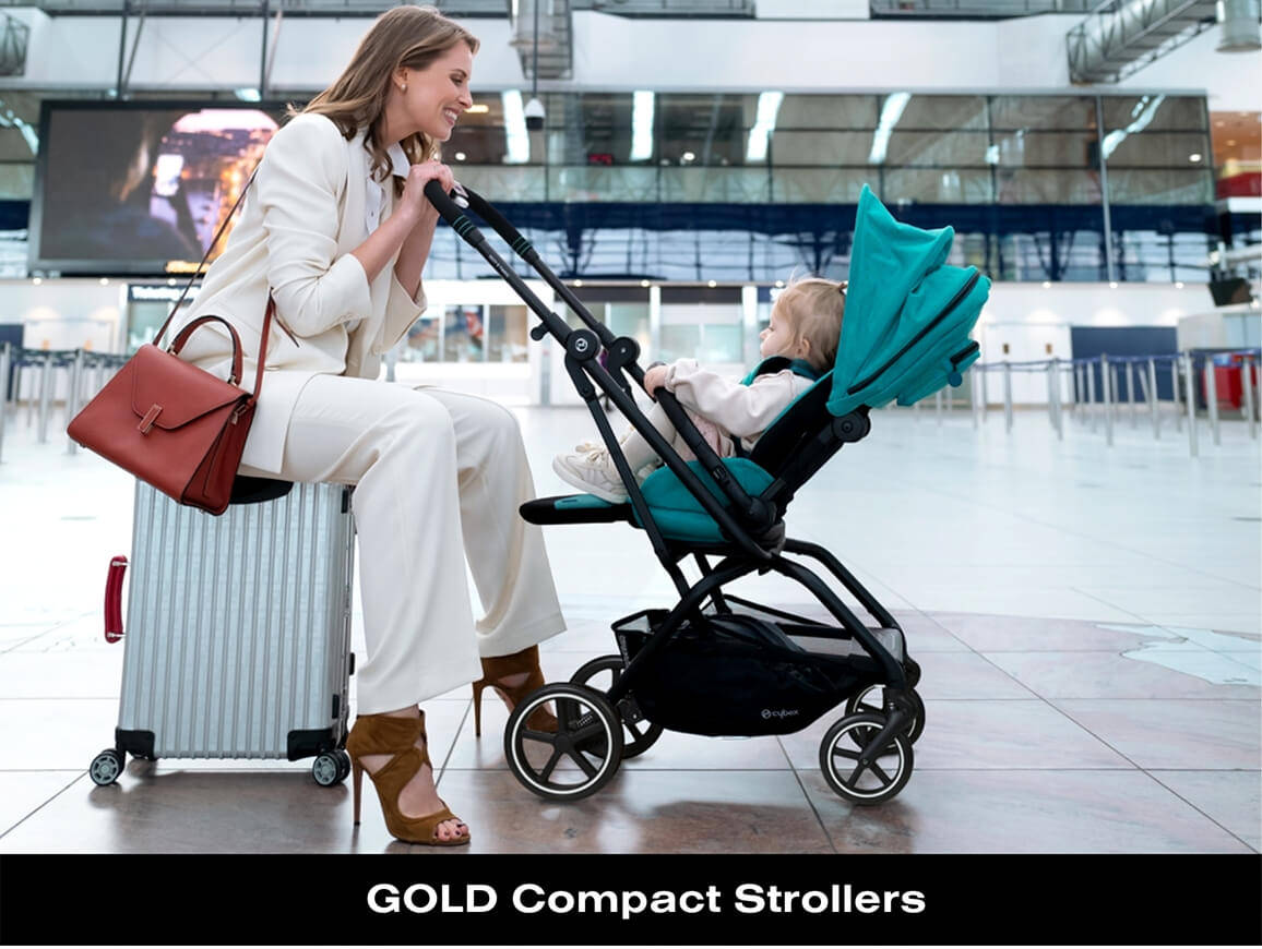 Cybex GOLD Compact Strollers