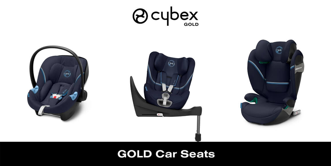 Cybex GOLD Car Seats