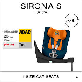 Cybex Sirona S i-Size Car Seats