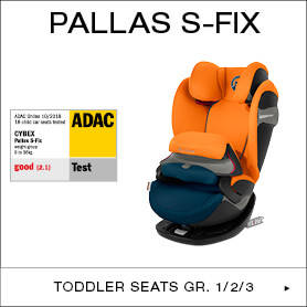 Cybex Pallas S-Fix Car Seats