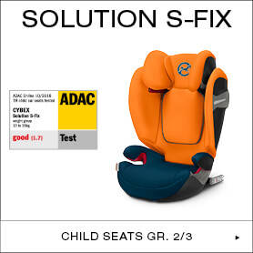 Cybex Solution S-Fix Car Seats
