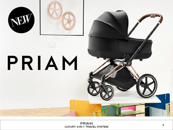 Cybex Priam Pushchair