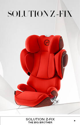 Cybex Solution Z-Fix Car Seat