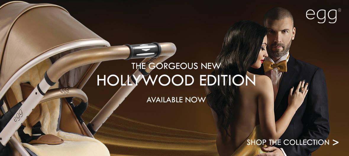 Egg Hollywood Edition