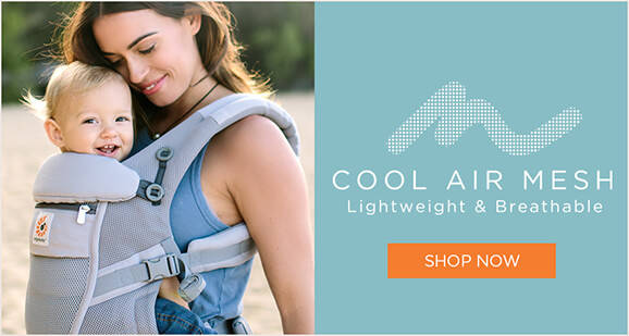 Ergobaby Cool Air Mesh Carrier
