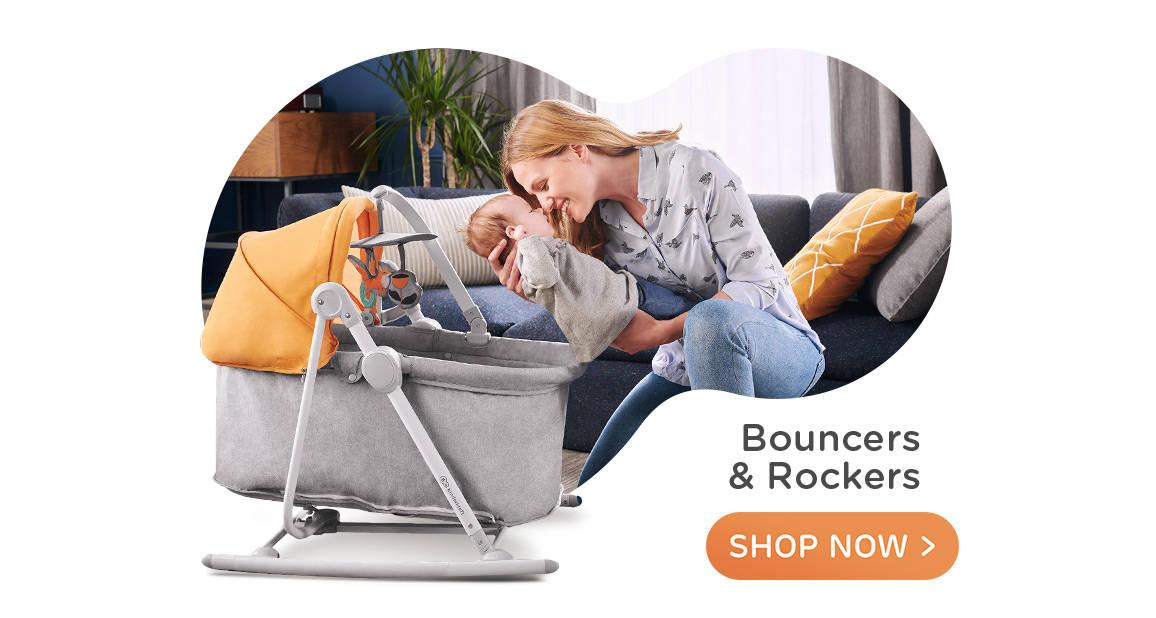 Kinderkraft Bouncers & Rockers
