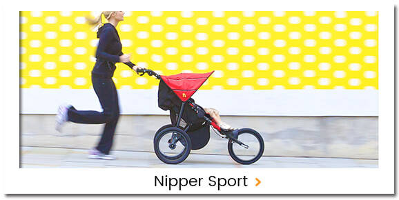 Out N About Nipper Sport Jogging Buggy