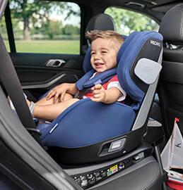 Recaro Group 0+/1 Car Seats