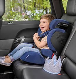 Recaro Group 1/2/3 Car Seats